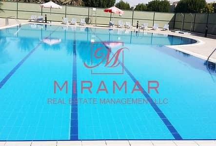 3 Bedroom Villa for Rent in Abu Dhabi Gate City (Officers City), Abu Dhabi - LARGE!!! VILLA IN RESORT STYLE COMPOUND