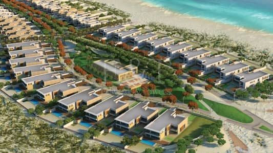 5 Bedroom Villa for Rent in Saadiyat Island, Abu Dhabi - Exquisite5BR villa W/Pool with Landscape