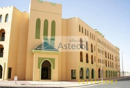 Office for Rent in International City, Dubai - Office for rent Morocco cluster 30k/4 or 6 cheques