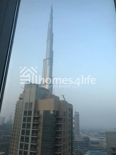 1 Bedroom Flat for Rent in Downtown Dubai, Dubai - Very Rare Unit Full Fountain and Burj View