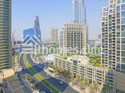 2 Bedroom Apartment for Rent in Downtown Dubai, Dubai - Stunningly Beautiful | Burj Khalifa View