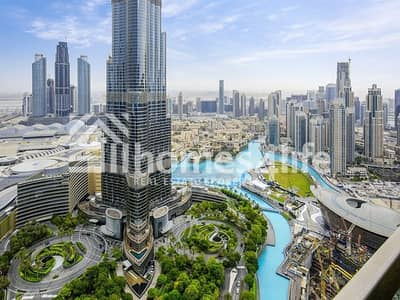 2 Bedroom Apartment for Rent in Downtown Dubai, Dubai - 2 Bedroom APT For Rent| 8 Boulevard Walk