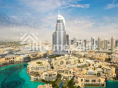 1 Bedroom Flat for Rent in Downtown Dubai, Dubai - ADDRESS Downtown 1 Bedroom Serviced Unit