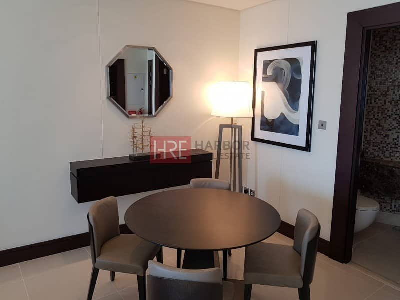 2 Furnished 1 Bed|Address Downtown|Monthly Rent