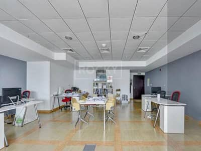 Office for Rent in Jumeirah Lake Towers (JLT), Dubai - Fitted Office Space for Rent in Jumeirah Lake Towers