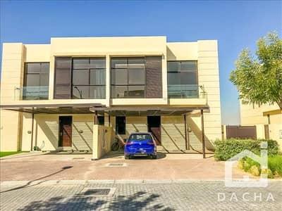 4 Bedroom Villa for Sale in DAMAC Hills (Akoya by DAMAC), Dubai - URGENT! Queens Meadow / THH / Single Row