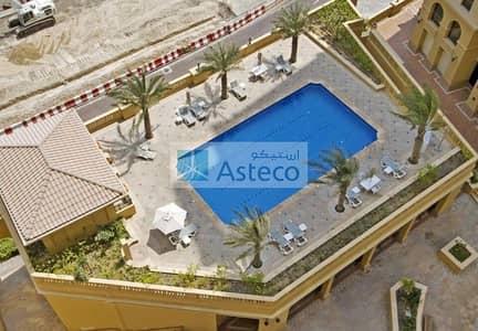 3 Bedroom Flat for Rent in Jumeirah Beach Residence (JBR), Dubai - Huge 3Bedroom+Maid's Room IRelaxing View