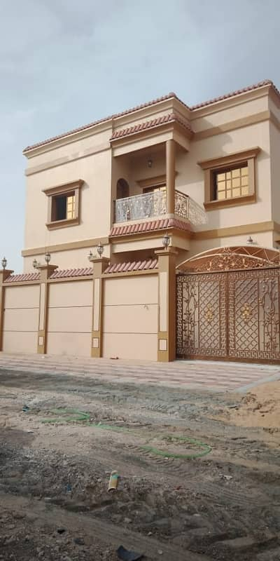 5 Bedroom Villa for Sale in Al Helio, Ajman - ��ب�ع ���ا �� ا�ح���