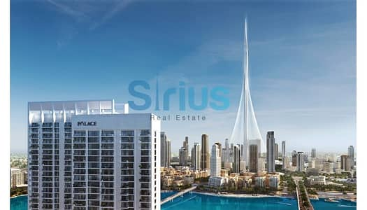 3 Bedroom Apartment for Sale in Downtown Dubai, Dubai - LAST UNIT 3 Bedroom Apartment|Full Sea View|  New Downtown | NEW ADDRESS/PALACE