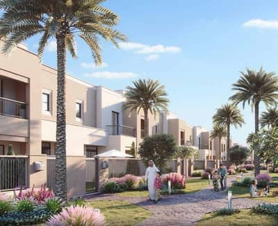 3 Bedroom Townhouse for Sale in Town Square, Dubai - Limited Units Release | Starts from AED 1.2M*