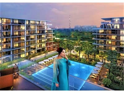 2 Bedroom Apartment for Sale in Dubai Hills Estate, Dubai - Resale|Negotiable|Handover Soon|Pool View|