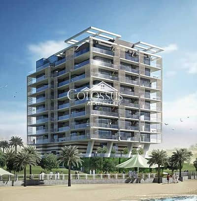 Building for Rent in Al Reem Island, Abu Dhabi - Stunning  Newly-Built Residential Building with Sea Views - Looking for Investor to Rent the Whole Building or Half