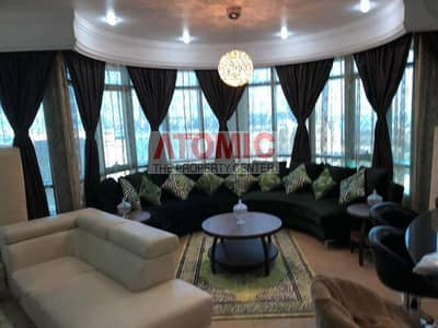 2 Bedroom Flat for Rent in Dubai Marina, Dubai - FULLY FURNISHED 2 BED IN MARINA CROWN WITH FULL SEA VIEW