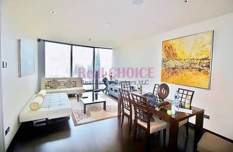 1 Bedroom Apartment for Rent in Downtown Dubai, Dubai - Fully Furnished 1BR Apartment|Low Floor