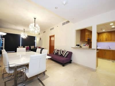 2 Bedroom Apartment for Rent in Dubai Marina, Dubai - Luxury Furnished - Spacious 2 bed - Vacant