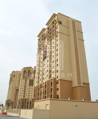 Amazing 2 BR M Apartment in The Gardens, Mussafah