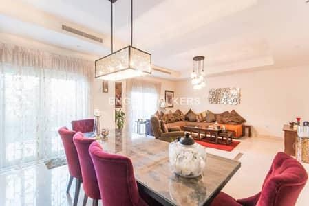فیلا 3 غرفة نوم للبيع في الفرجان، دبي - Beautifully Kept Type B Opposite to Park
