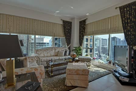 2 Bedroom Apartment for Sale in Dubai Marina, Dubai - Marina View | with Balcony | Spacious Unit