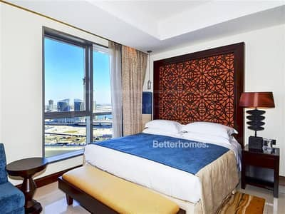 Studio for Sale in Downtown Dubai, Dubai - Furnished | Studio |The Address Downtown