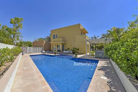 3 Bedroom Villa for Sale in Arabian Ranches, Dubai - Type 8A | Upgraded | Private Swimming Pool