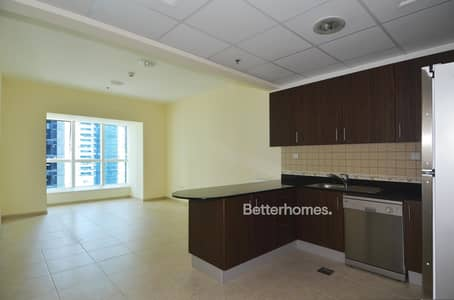 1 Bedroom Flat for Rent in Dubai Marina, Dubai - 1 Bedroom | Unfurnished | Multiple Cheques