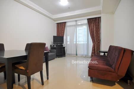 1 Bedroom Flat for Rent in Dubai Marina, Dubai - Furnished I1Bed I With Balcony I Available Now