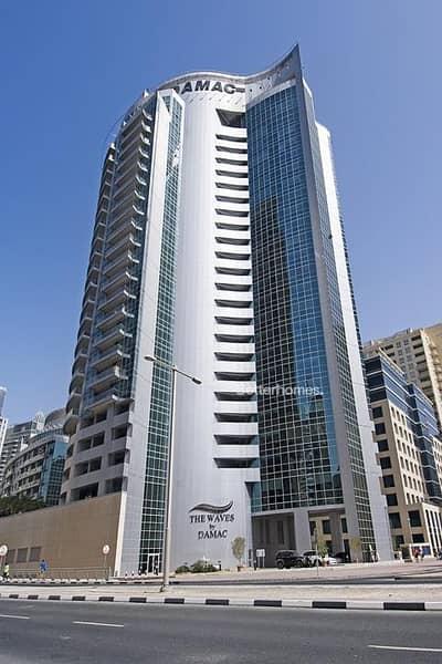 2 Bedroom Flat for Rent in Dubai Marina, Dubai - Partial Marina View | Amazing Facilities | Central Location