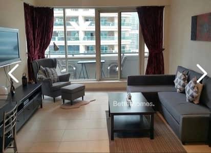 1 Bedroom Apartment for Rent in Dubai Marina, Dubai - Fully Furnished I Mid Floor I Vacant Soon