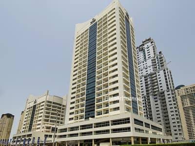 1 Bedroom Apartment for Rent in Dubai Marina, Dubai - High Floor | Marina View | Unfurnished | Balcony
