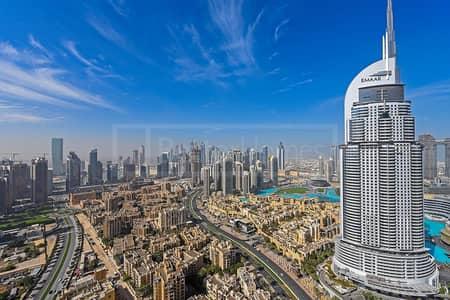 4 Bedroom Flat for Rent in Downtown Dubai, Dubai - 4 bedroom Penthouse  |  Intricate Design