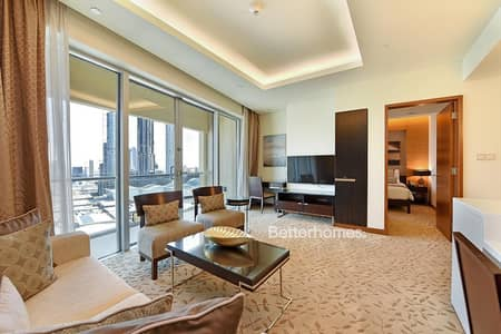 1 Bedroom Flat for Rent in Downtown Dubai, Dubai - 5* Living | Fully Furnished | High Floor