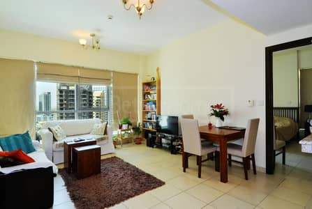 1 Bedroom Apartment for Rent in Dubai Marina, Dubai - Furnshed or Unfurnished with Balcony in The Point