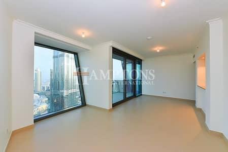 3 Bedroom Apartment for Rent in Downtown Dubai, Dubai - Stunning Burj Khalifa View | High Floor 3BR
