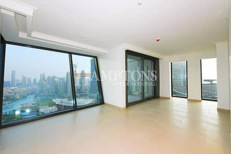 3 Bedroom Apartment for Rent in Downtown Dubai, Dubai - 3BR Full Burj Khalifa View   High Floor