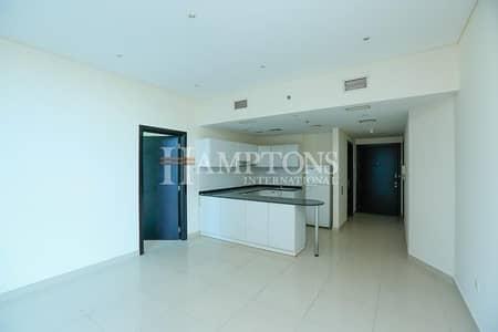 1 Bedroom Apartment for Rent in Dubai Marina, Dubai - Low Floor \ Next to Metro \ Unfurnished