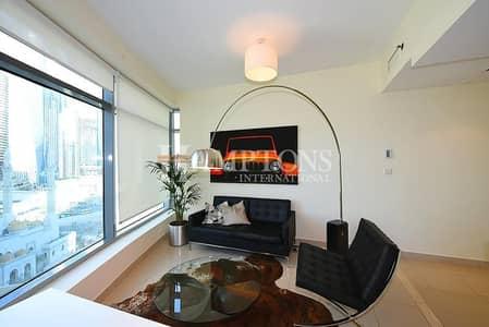 1 Bedroom Flat for Rent in Dubai Marina, Dubai - Fully Furnished | Mid Floor | Sea View