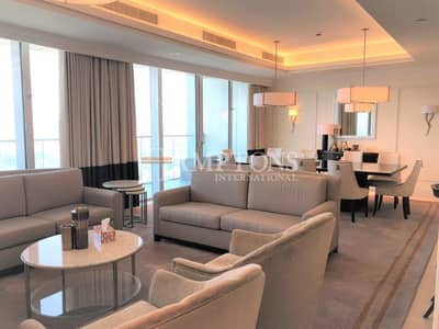 4 Bedroom Flat for Rent in Downtown Dubai, Dubai - Luxury Fully Furnished 4BR | Address BLVD