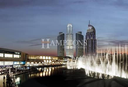 2 Bedroom Flat for Rent in Downtown Dubai, Dubai - Stunning 2 bed fountain view tower 1 for rent