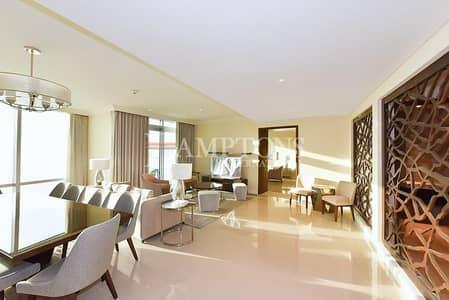 1 Bedroom Apartment for Rent in Downtown Dubai, Dubai - All Inclusive 1BR | Full Burj Khalifa View