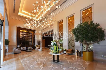 1 Bedroom Flat for Rent in Downtown Dubai, Dubai - Furnished & Serviced | Burj Khalifa View