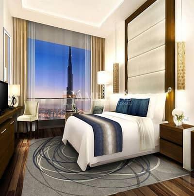 1 Bedroom Apartment for Rent in Downtown Dubai, Dubai - High Floor Furnished 1BR | Burj Khalifa View