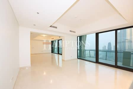 4 Bedroom Flat for Rent in Downtown Dubai, Dubai - One of a Kind Duplex Penthouse | Full View