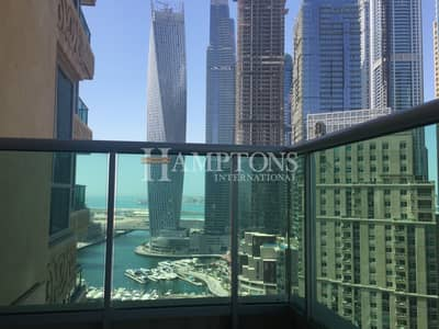 4 Bedroom Apartment for Rent in Dubai Marina, Dubai - Beautiful 4BR + Maid + Terrace in Al Mesk