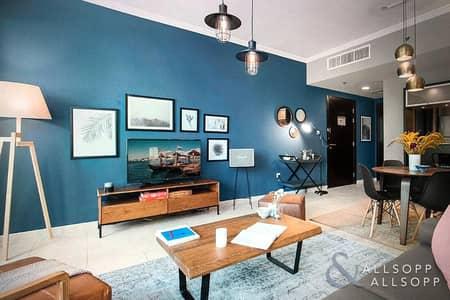 1 Bedroom Flat for Sale in Dubai Marina, Dubai - Tastefully Modified | Large Layout | Balcony
