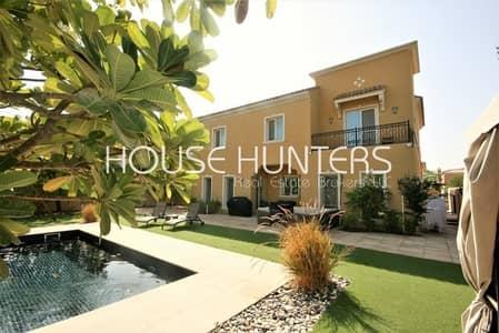 4 Bedroom Villa for Rent in Arabian Ranches, Dubai - Spectacular La Coleccion Arabian Ranches