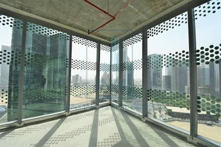 Floor for Rent in Business Bay, Dubai - Full floor  Huge office for rent in Opus Tower