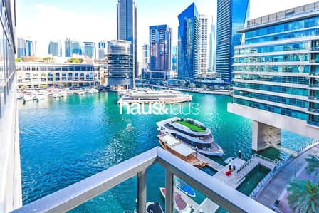 2 Bedroom Flat for Sale in Dubai Marina, Dubai - Vacant 2 Bed  | Emaar Bldg | Marina View