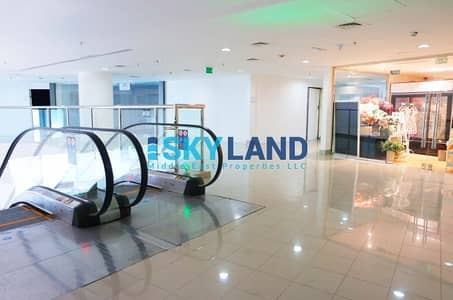 Shop for Rent in Al Reem Island, Abu Dhabi - Reduced Price! Shell and Core Retail 20k