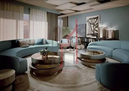 3 Bedroom Villa for Sale in DAMAC Hills (Akoya by DAMAC), Dubai - 3BR- Fendi  styled villas at Damac Hills