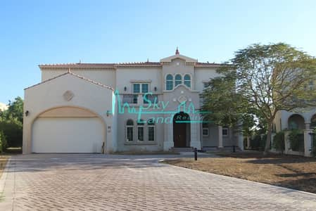 4 Bedroom Villa for Rent in Jumeirah Islands, Dubai - Lovely Entertainment Foyer Great Location